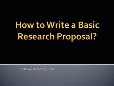 How to write an abstract for a non science paper